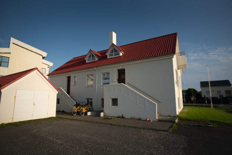 Gallery Guest House in Akranes Iceland
