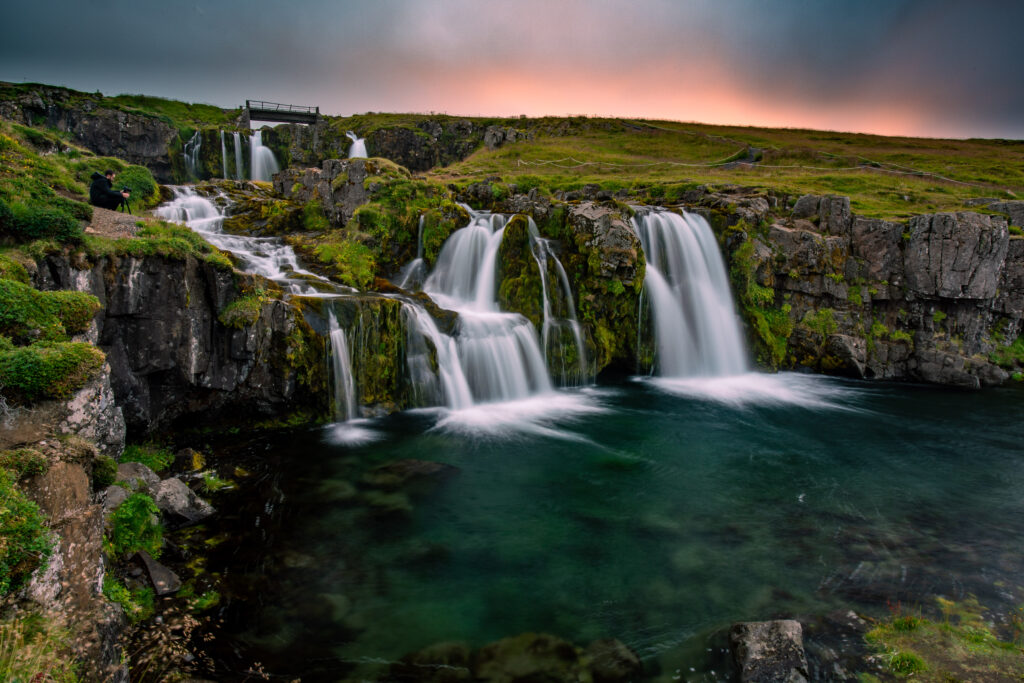 Iceland is the ultimate wide angle lens playground. This play is one of those places that will give you every opportunity to explore the creative potential of an ultra wide angle lens.